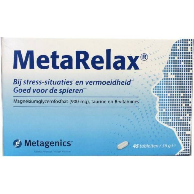 metagenics-metarelax